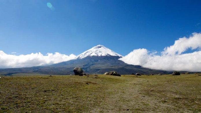 Cotopaxi National Park Ecuador bezienswaardigheden