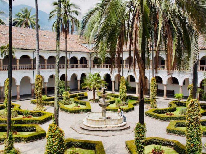 Quito Ecuador bezienswaardigheden