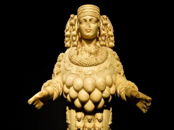 Selcuk Museum met schatten Efeze