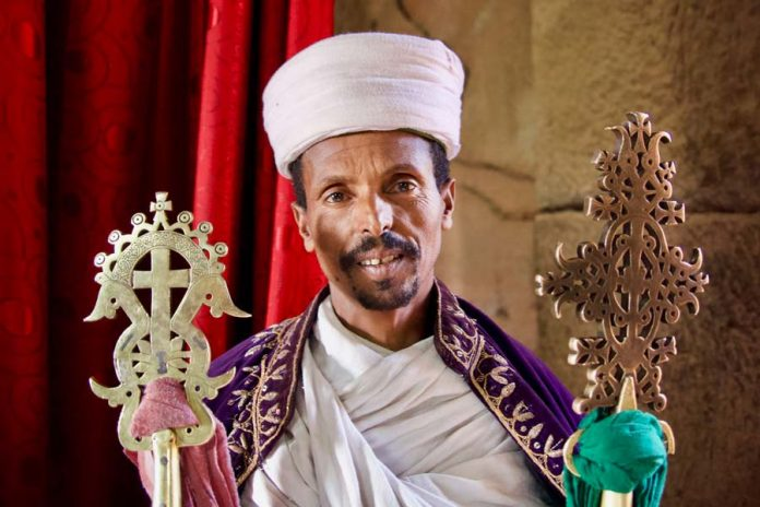 Ark des Verbonds Ethiopie reizen
