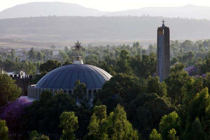 Axum tijdens Ethiopie reizen
