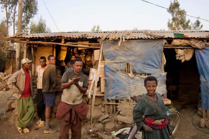 Ethiopie reizen Azmati Bet