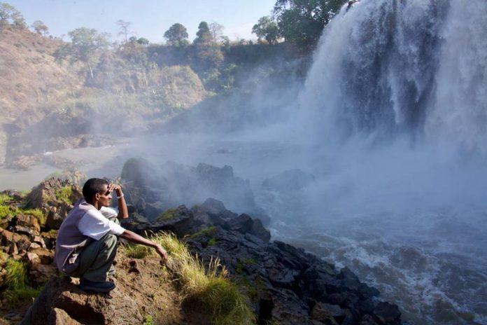 Ethiopie reizen Blauwe Nijl
