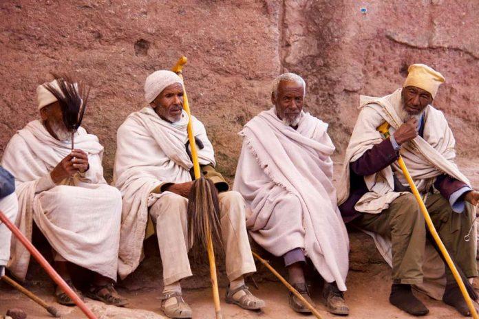 Naar Ethiopie reizen in Lalibela