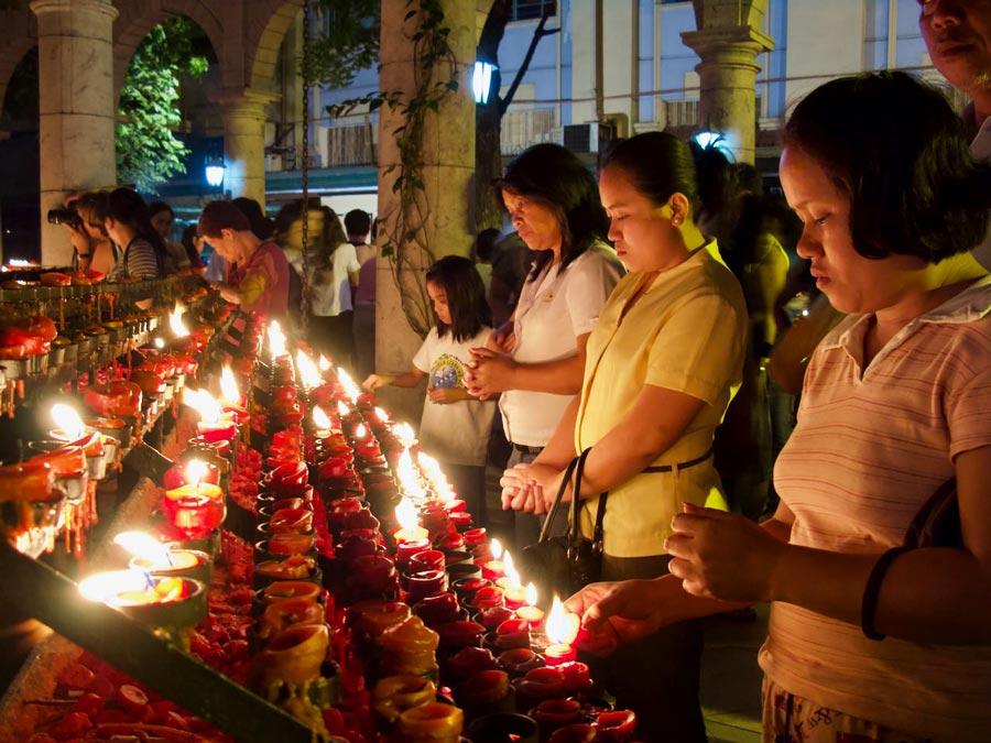 Cebu geloof Filipijnen eilanden