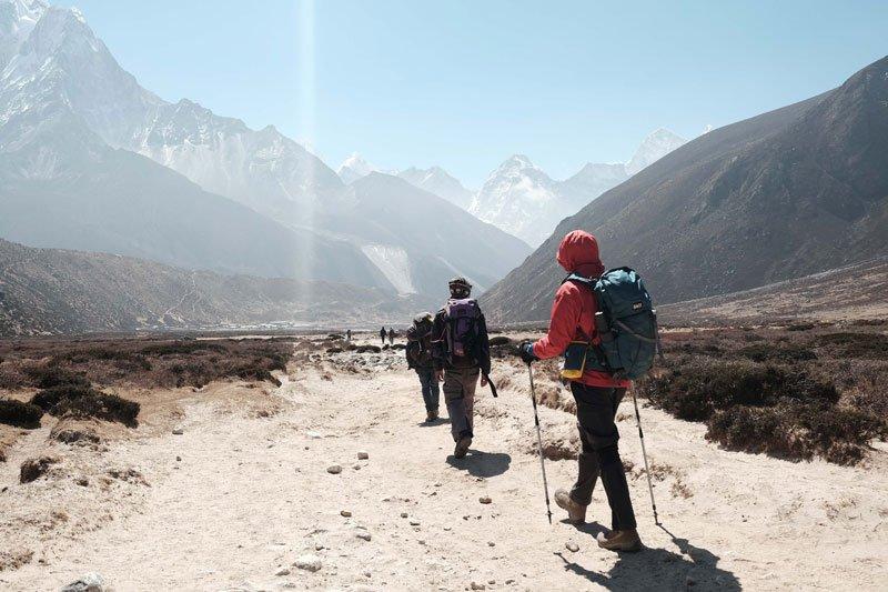 Himalaya trekking informatie Nepal reis