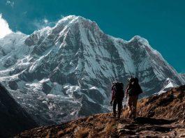 Himalaya trekking voor amateur klimmers