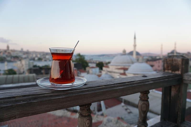 Typische dag Istanbul reizen