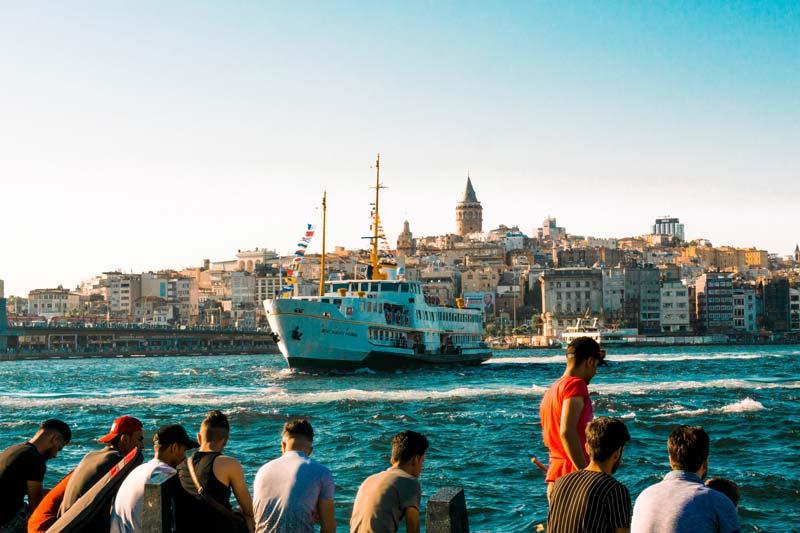 Istanbul reizen alle tips