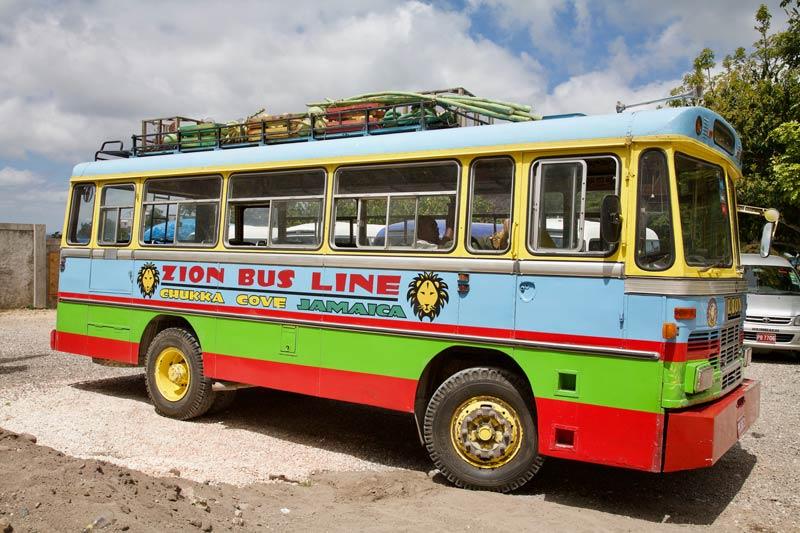 Bus Jamaica vakantie tips