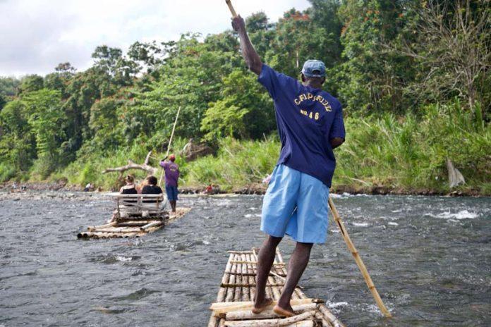raften op wilde rivier Jamaica vakantie tips