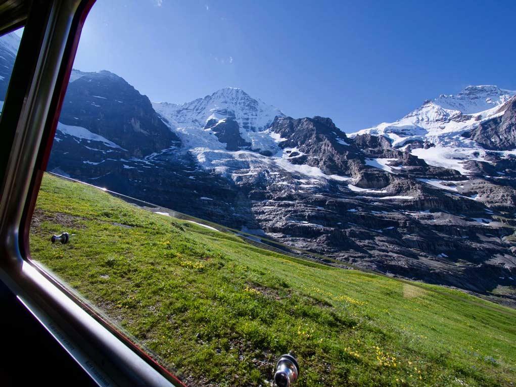 Jungfraubahn Zwitserland Interlaken