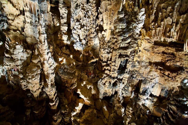 Grottes des Demoiselles Languedoc Roussillon