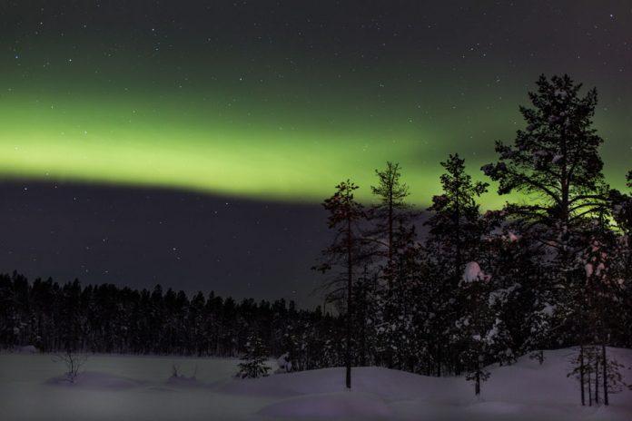 Noorderlicht Lapland Finaland
