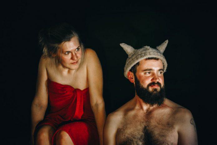 Sauna zitten Finland Lapland