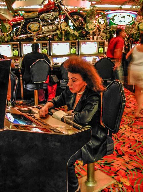 Las Vegas reis gokken gokkasten
