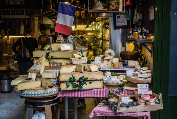 Lille Frankrijk rommelmarkt