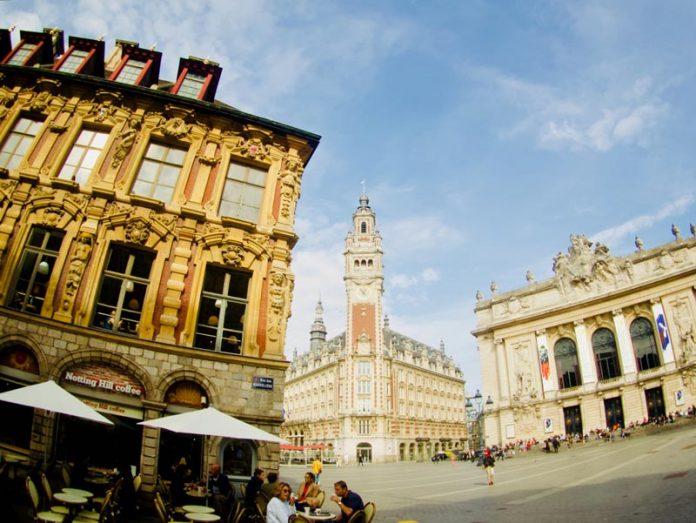 wandelen in Lille Frankrijk