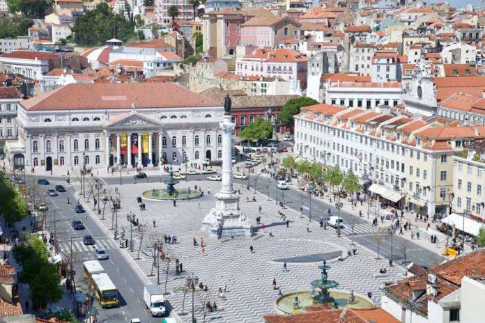 Baixa wijk Lissabon bezienswaardigheden