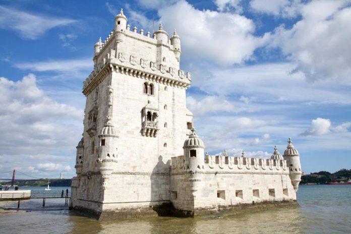 Torre de Belem Lissabon bezienswaardigheden
