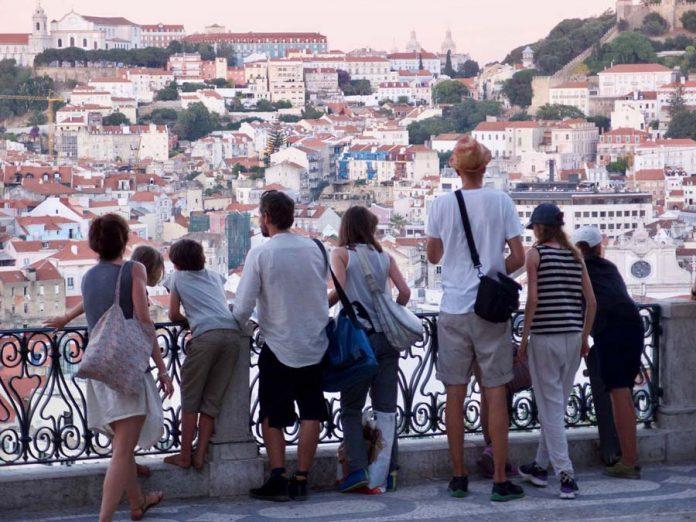 Lissabon bezienswaardigheden Miradouros