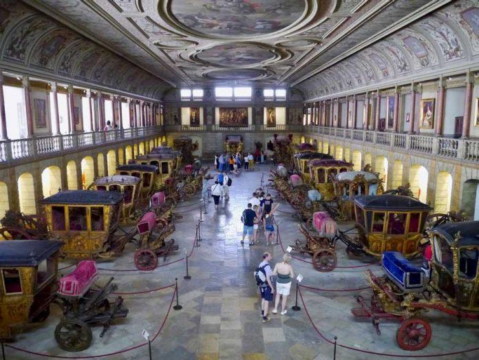 Koetsenmuseum Belem Lissabon bezienswaardigheden