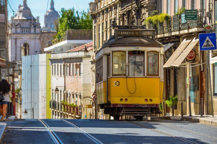 tram 28 Lissabon bezienswaardigheden