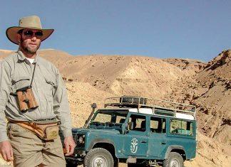 Gids voor Negev woestijn