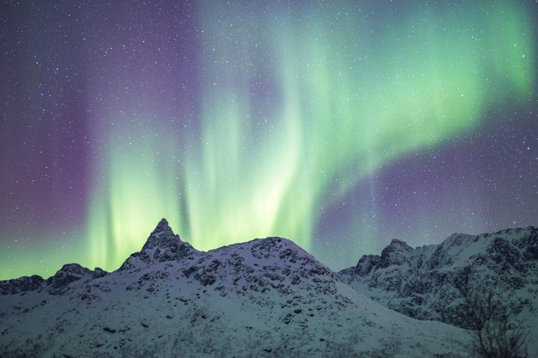 Noorderlicht Noorwegen en 12 andere hoogtepunten