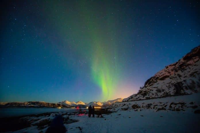 Noorderlicht Noorwegen bekijken Polar Centre