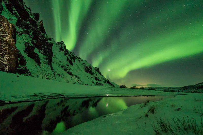 Noorderlicht Noorwegen Polar Light wetenschappers