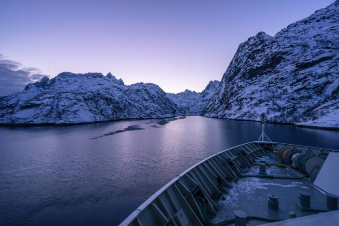Met Hurtigruten Noorderlicht noorwegen spotten