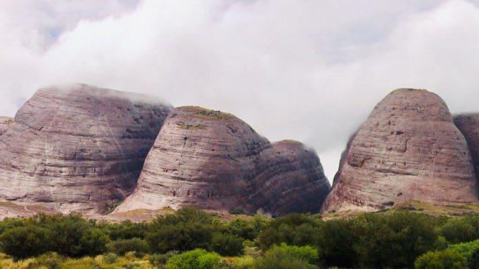 Outback Australie Kata Tjuta