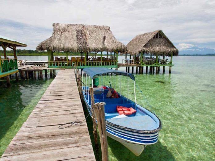 Panama vakantie Bocas del Toro