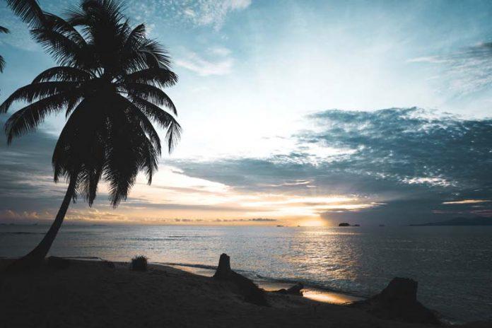 Claim je eigen eiland tijdens vakantiePanama