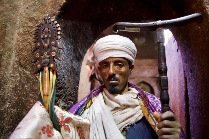Reisboeken Ethiopie Keizer