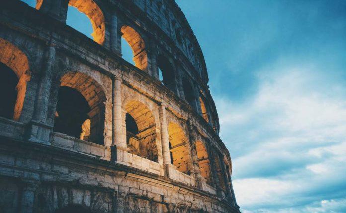Reisboeken Rome eeuwige stad