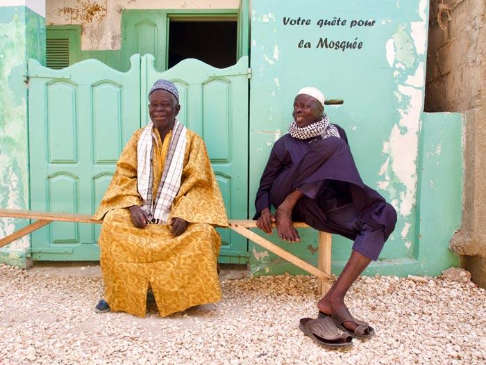 Senegal vakantie schelpeneiland