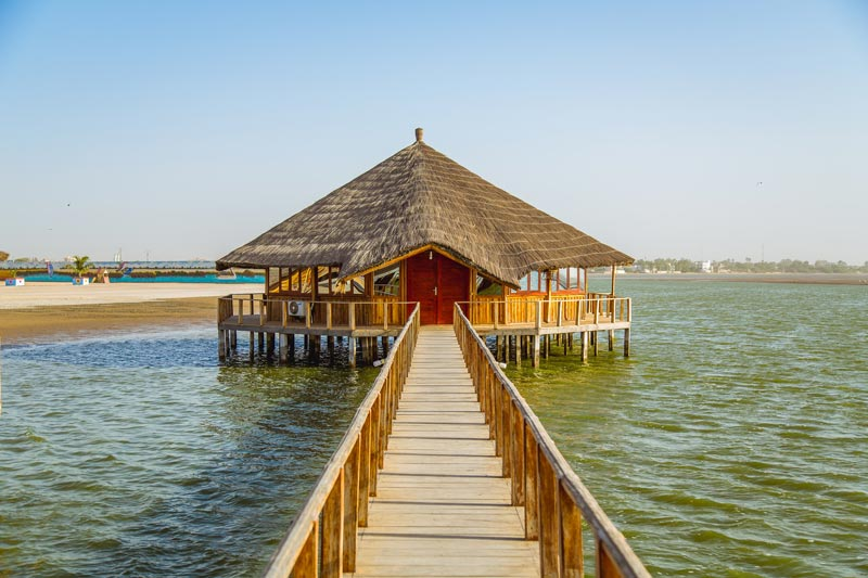 Senegal vakantie Petit Cote strandbestemming