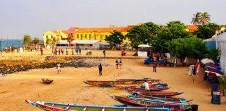 Senegal vakantie bootjes