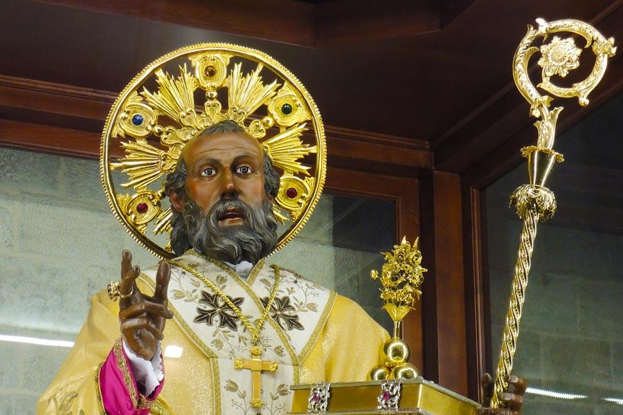 Sinterklaas Turk Bari