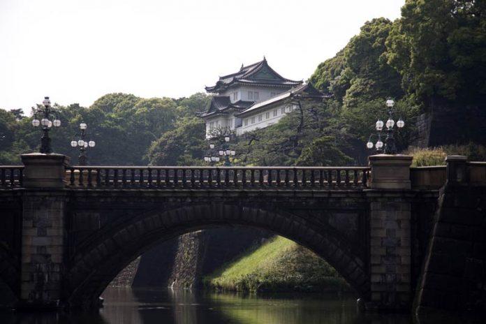 Paleis keizer Stedentrip Tokyo