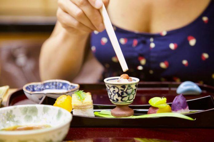Goddelijke sushi Stedentrip Tokyo