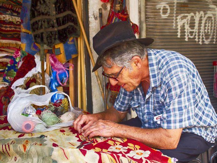 Tel Aviv vakantie oudste wijk Neve Zedek
