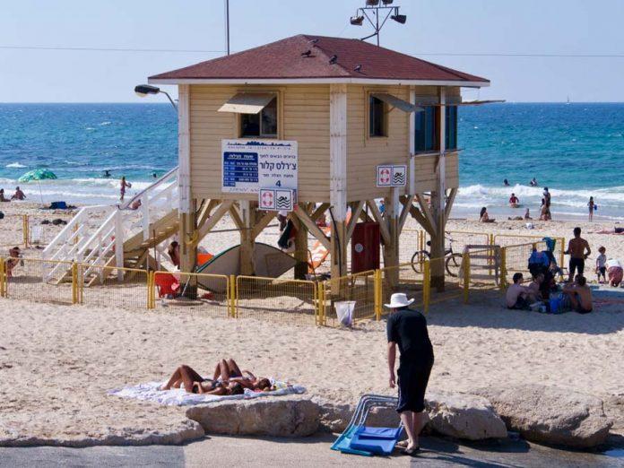 Zon en strand Tel Aviv vakantie