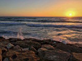 Tel Aviv vakantie strand en zee