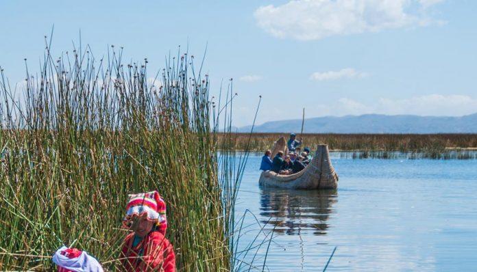 Urose Titicacameer