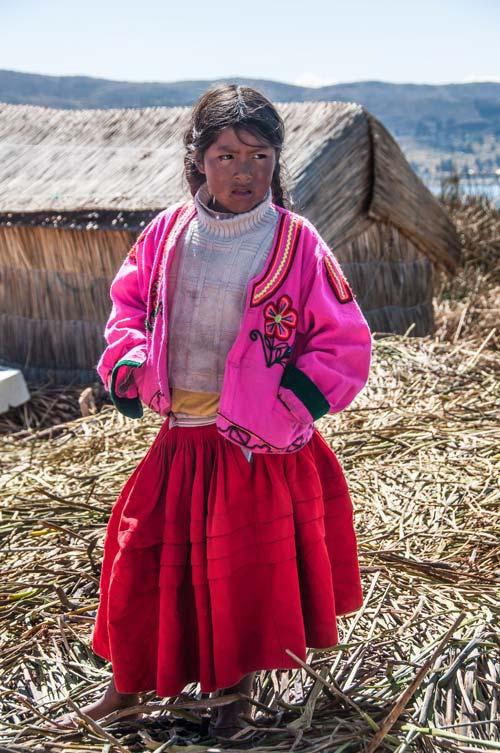 Uroseiland Titicacameer