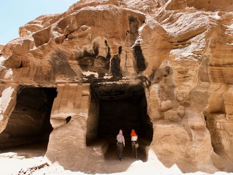 Wadi Rum Little Petra bezoeken