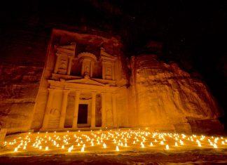 slaap bij bedoeinen Wadi Rum